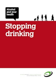 Alcohol and your health: Stopping drinking