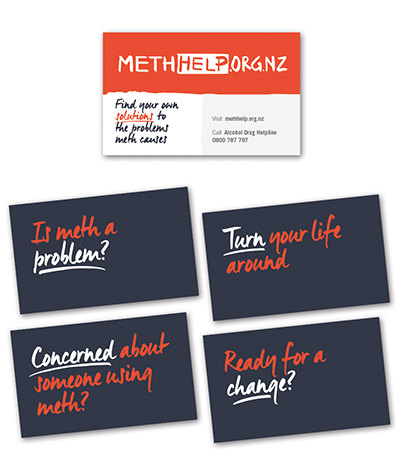 MethHelp wallet card