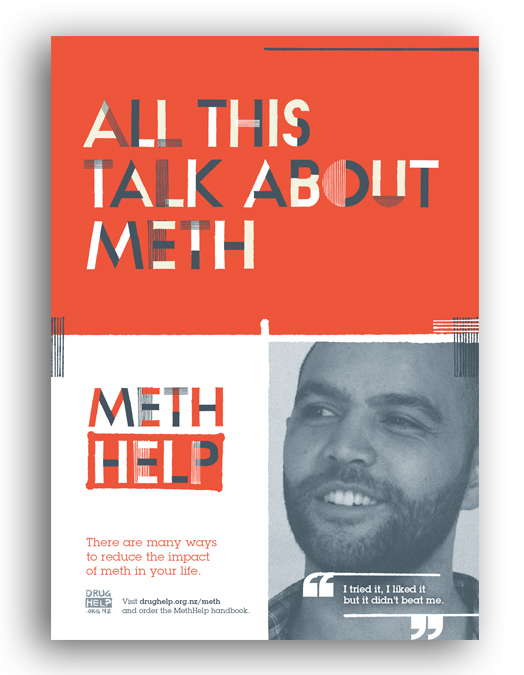 MethHelp poster - A3